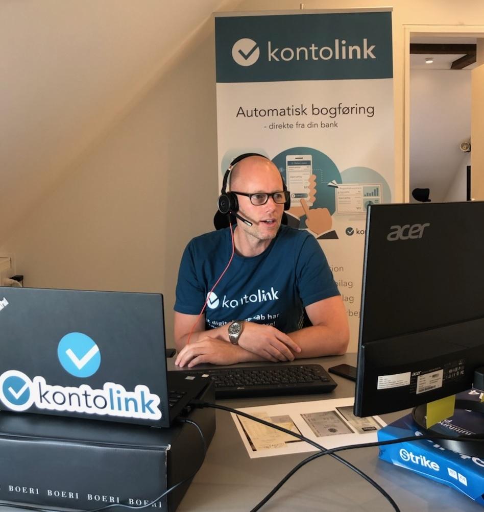 Video: Se eller gense vores webinar om  alt det nye Kontolink